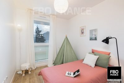 home staging chambre fbo france Ile de France appartement témoin