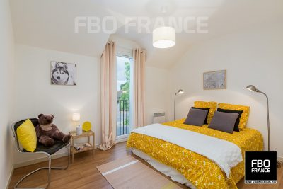 home staging chambre fbo france Pays de la Loire
