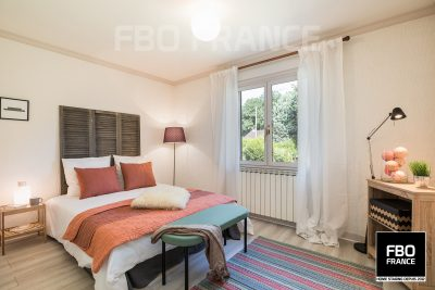 home staging chambre fbo france Paris appartement témoin