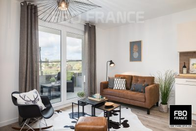 home staging chambre fbo france La Baule