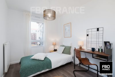 home staging chambre fbo france Nantes appartement témoin