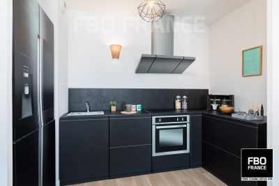 home staging cuisine factice fbo france Tours appartement témoin