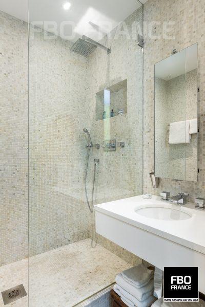 home staging salle d'eau fbo france La Baule
