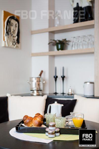 home staging cuisine fbo france La Baule