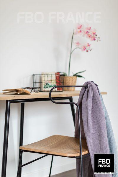 home staging salon fbo france Bretagne appartement témoin