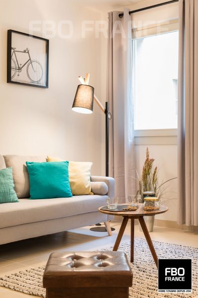 home staging séjour fbo france Paris
