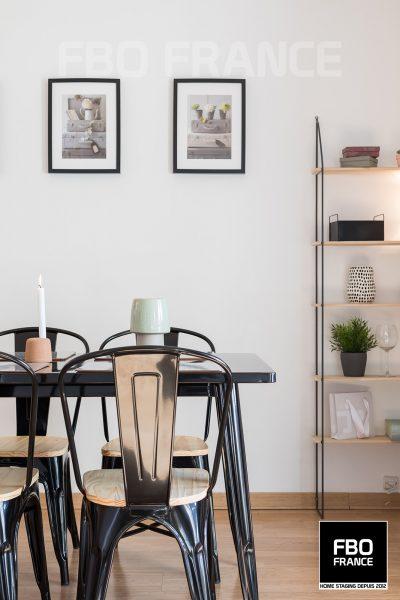 home staging salon fbo france Paris appartement témoin