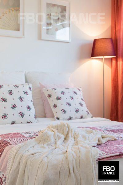home staging chambre fbo france Bretagne