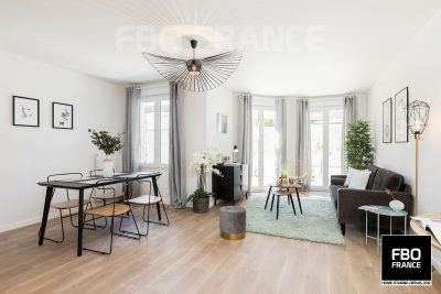 home staging séjour fbo france Nantes appartement témoin