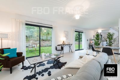 home staging séjour fbo france Bretagne maison témoin