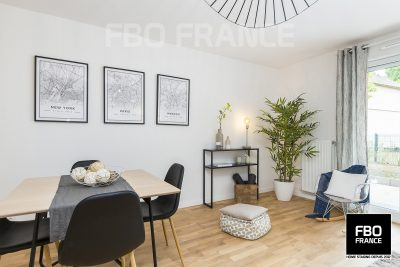 home staging séjour fbo france Le Mans appartement témoin