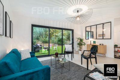 home staging séjour fbo france Vendée maison témoin