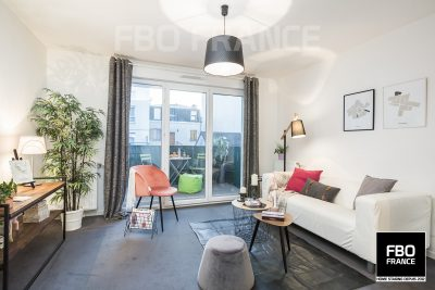 home staging salon fbo france Paris appartement témoin