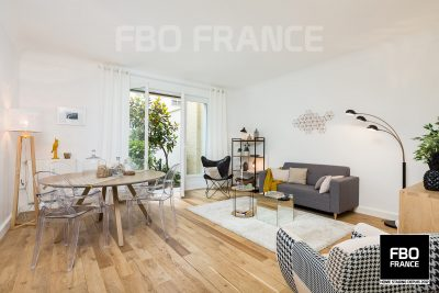 home staging salon fbo france Bretagne maison témoin