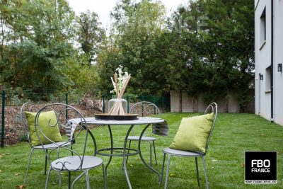 home staging jardin fbo france Rennes